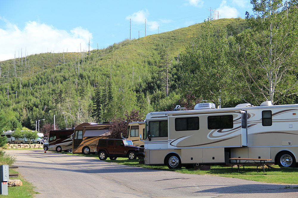 Tent Amp RV SitesWhistler Gulch RV Park Amp Campground
